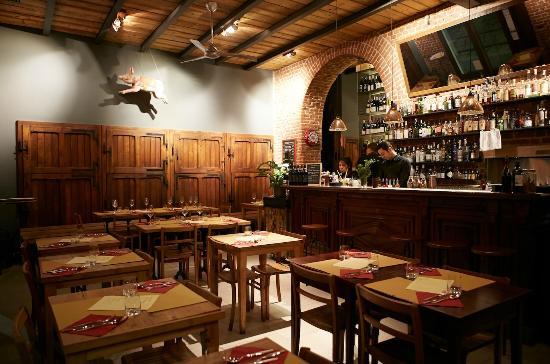 sala 1 - Picture of Rebelot del Pont, Milan - TripAdvisor