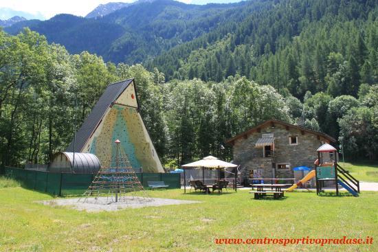 Camping / Area Camper Pradasc