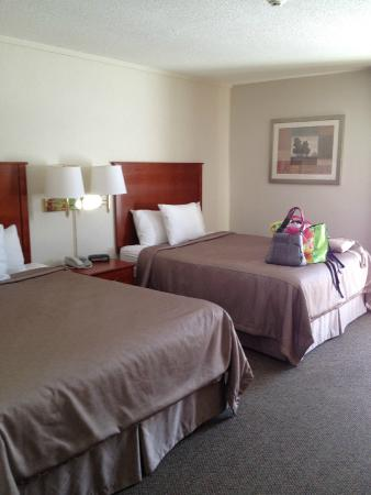 Super 8 Port Elgin: Room