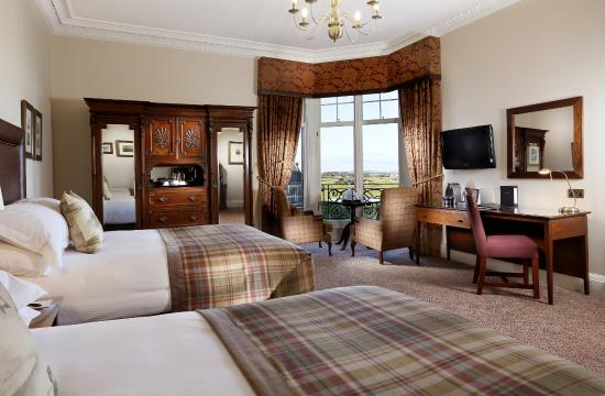 Macdonald Rusacks Hotel Feature Twin