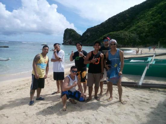 Jotay Resort: at the beach area down few minutes from Jotays Resort