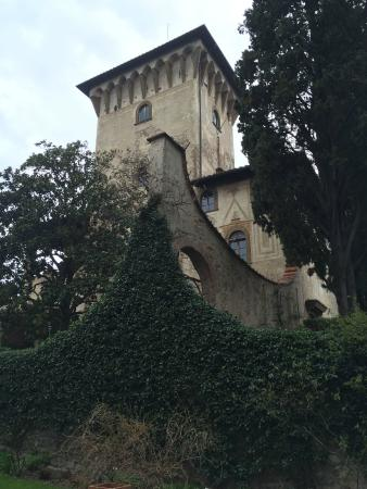 Historic Tower dating to 13th century