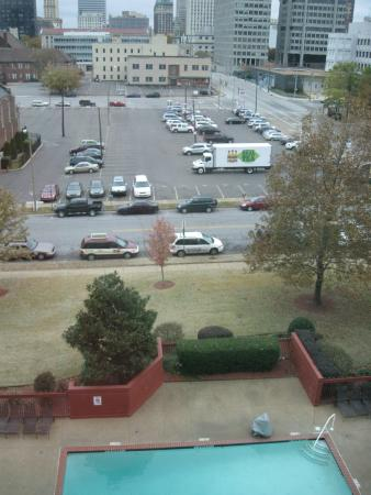 Crowne Plaza Memphis Downtown: From room 662