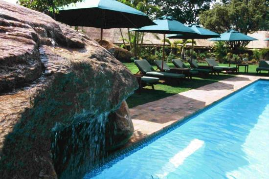 Hans Merensky Hotel & Spa: Pool