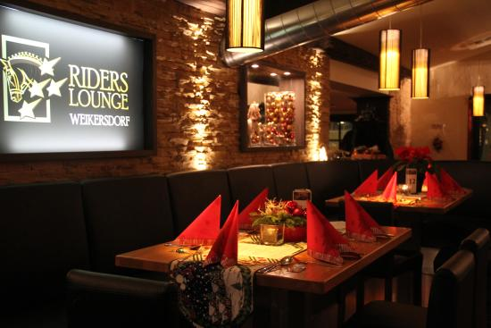 Restaurant-Bar Riders Lounge