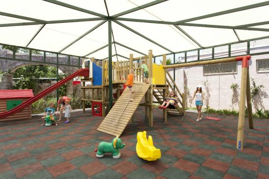 Lilyum Hotel & Spa: Children Playground
