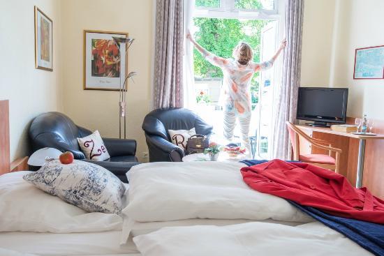 Haus Ritter: Doppelzimmer