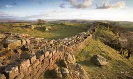 Silloth, UK : Hadrians Wall