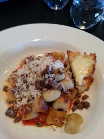 Pasta Kitchen & Bar: pan seared gnocchi mmmmm