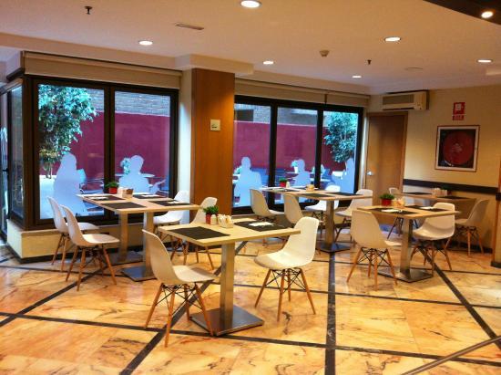 Catalonia Mikado Hotel: Desayuno