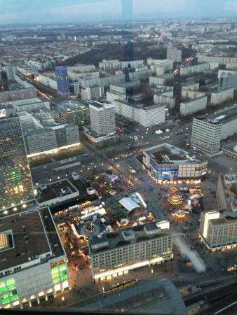 Alexanderplatz: View from the Sky