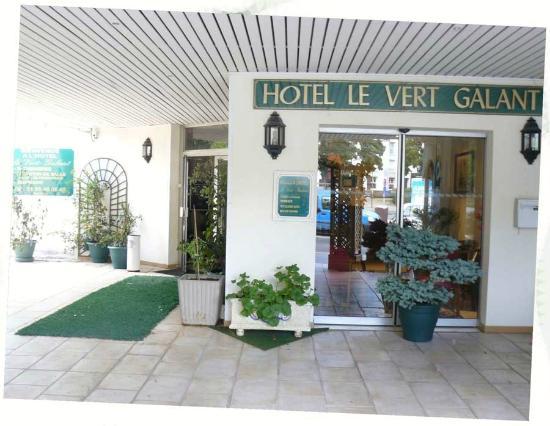 Hotel Vert-Galant : BIENVENUE!