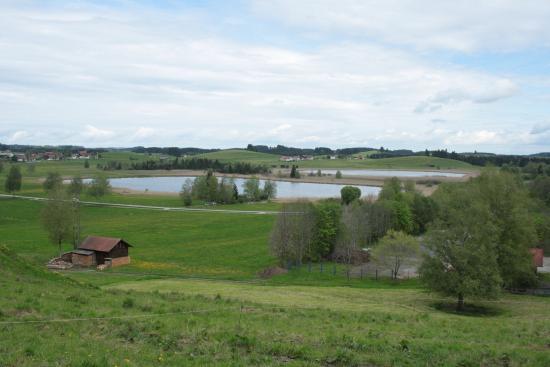 Seeger Seen-Blick nach Norden