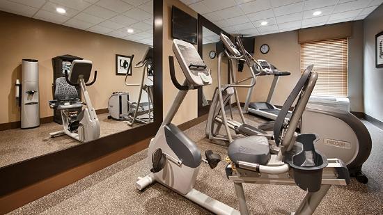 Best Western Plus Tallahassee North Hotel: Best Western Plus Tallahassee Fitness Center