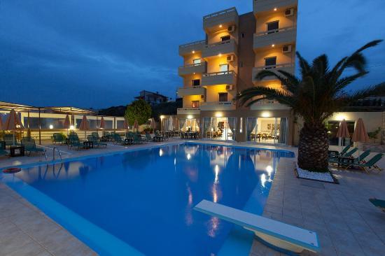 Top Hotel Chania Crete Stalos Reviews Photos Price Comparison Tripadvisor