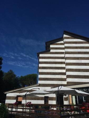 Siena Hostel Guidoriccio: Esterni