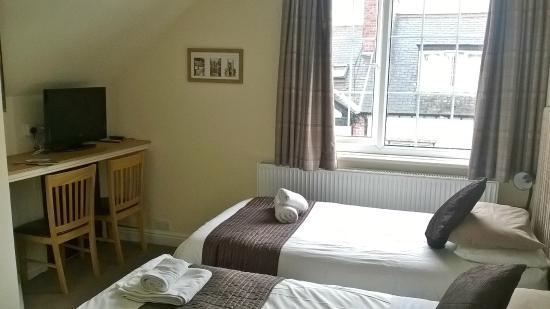 Queen Annes Guest House: Bedroom