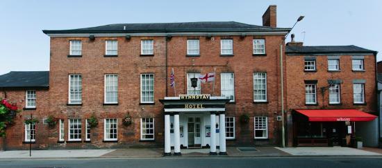 Wynnstay Hotel Spa 91 1 0 Updated 2017 Prices Reviews Oswestry Shropshire Tripadvisor