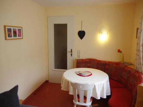 kleine küche - picture of ferienhaus irene, seefeld in tirol
