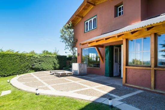 La Barraca Suites: Terraza