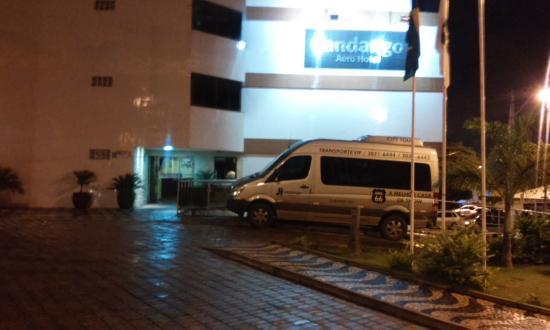 Candango Aero Hotel: custoxbeneficio