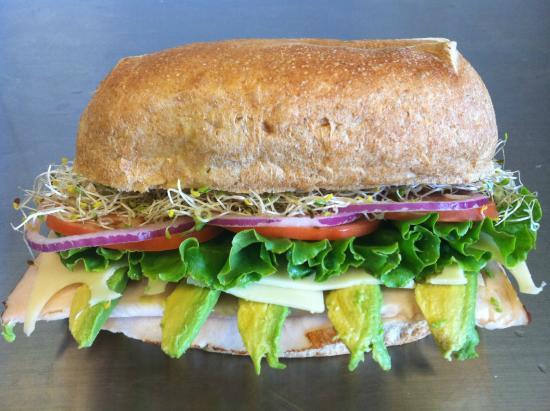 Englewood, CO : Rudi's Famous Turkey Avocado Melt