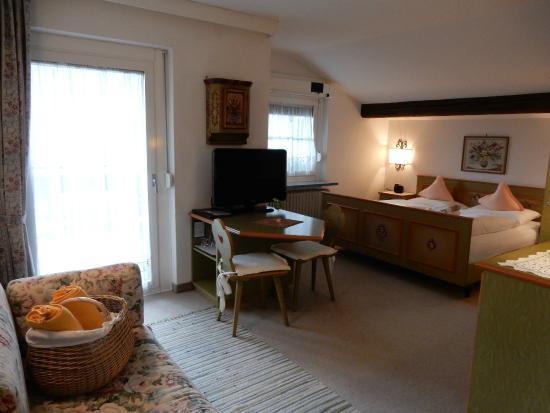 Hotel Wiesenhof: La nostra camera