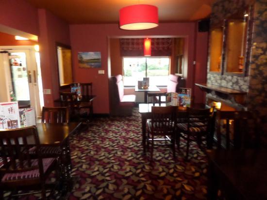 Best Western Milton Keynes Hotel: Restaurant