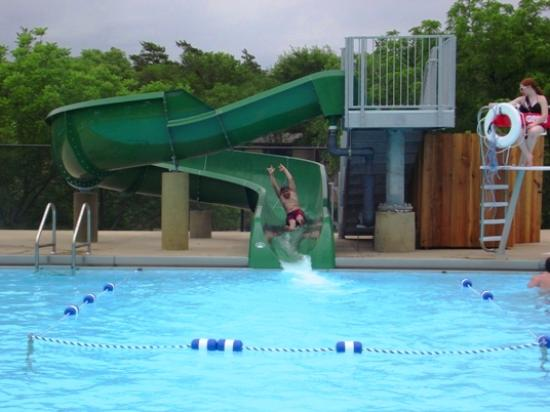 This Kids Love Our Newly Renovated Swimming Pool With This Awesome Water Slide Picture Of