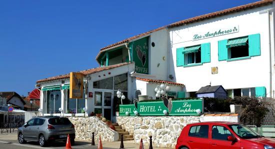 Hotel Les Amphores : l'Hôtel