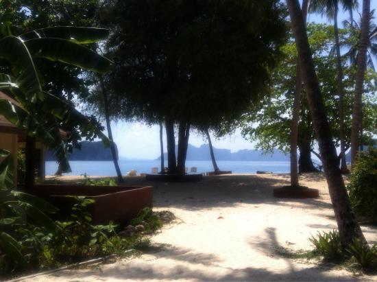 Koh Ngai Resort: Территория отеля
