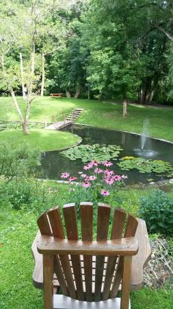The Mill Tales Inn: peace and quiet