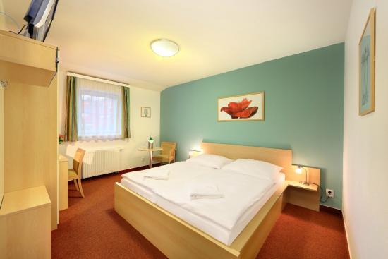 Penzion Krumlov: DBL room