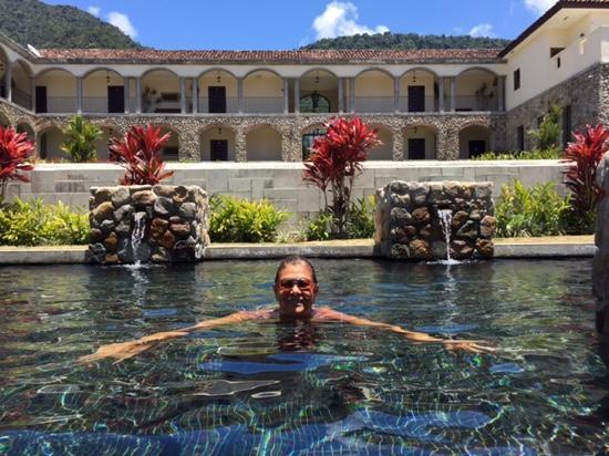 La piscina picture of los mandarinos boutique spa hotel restaurant el valle de anton - Piscinas en el valle ...