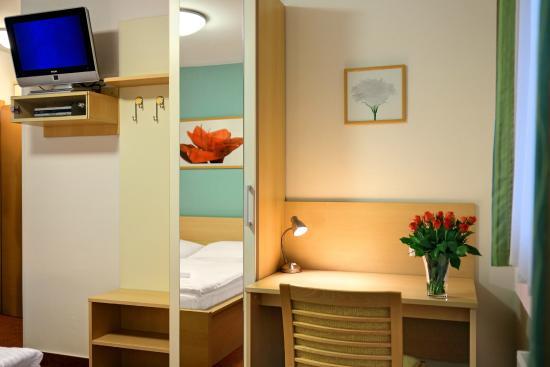 Penzion Krumlov: Twin room