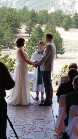 Black Canyon Inn: Great Place for a Wedding