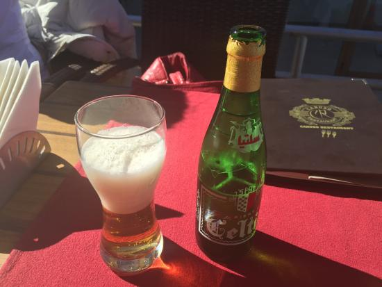 Caruso Cafe Bar: Beer