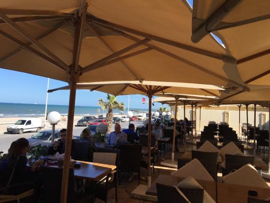 Caruso Cafe Bar: Terrace