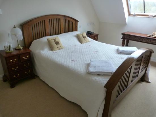 Temple Cloud, UK: Superior Room