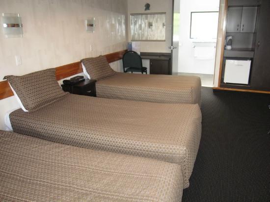 Lakeland Resort Taupo: The room