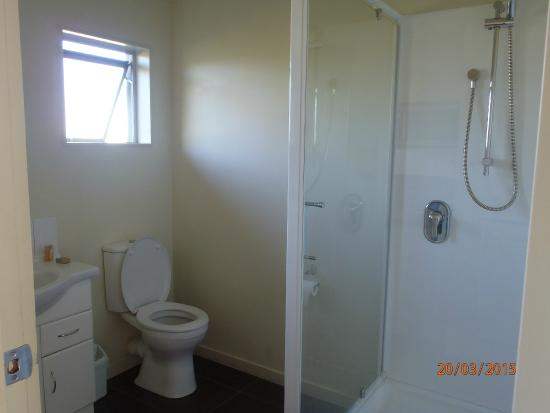 Taylors Motel: Bathroom