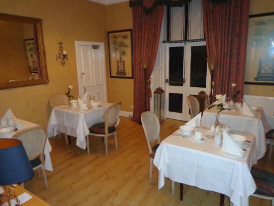 Abercorn Guest House: Breakfast place