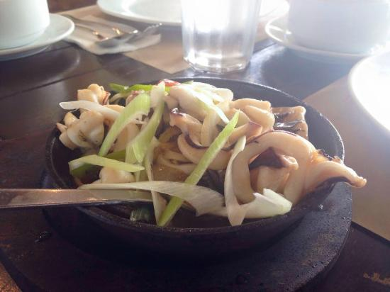 Kanin Club: Sizzling Squid