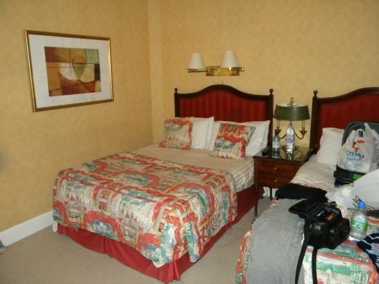 Abercorn Guest House: Our room 1