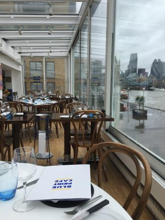 Blueprint cafe picture of blueprint cafe london tripadvisor blueprint cafe lovely views malvernweather Images