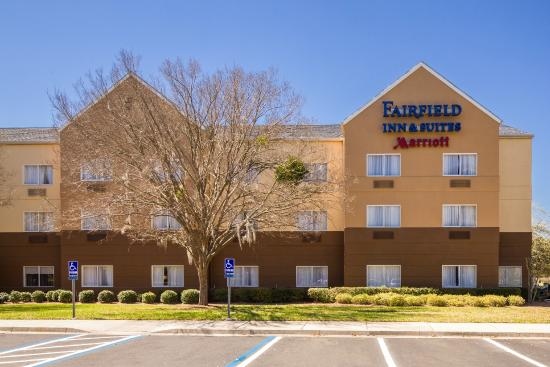 Fairfield Inn & Suites Jacksonville Airport : Hotel Exterior