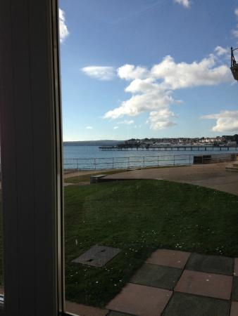 The Redcliffe Hotel : Picture from the breakfast room