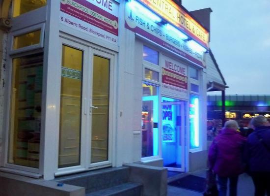 Blackpool Central Hotel Cafe Restaurant Reviews Phone Number Photos Tripadvisor
