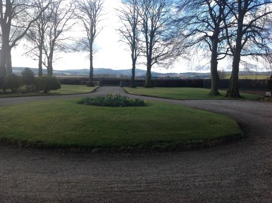 Trochelhill Country House Bed and Breakfast: A view worth remembering