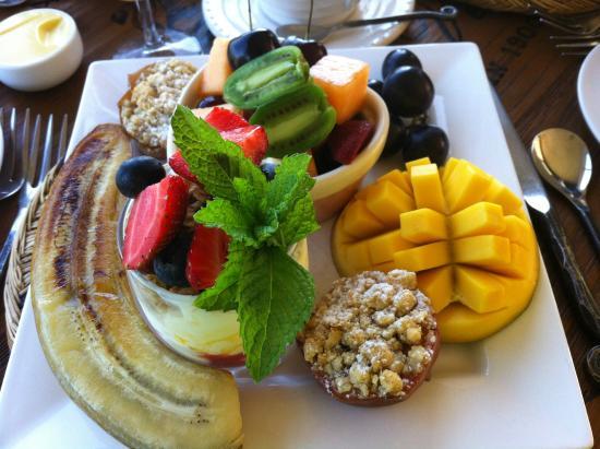 Delamore Lodge: Breakfast